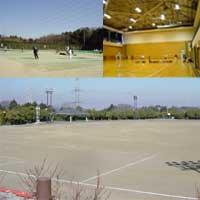 総合公園スポーツ施設