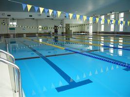 井出山スポーツ施設プール