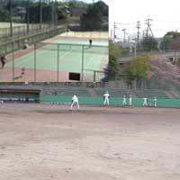 井出山スポーツ施設